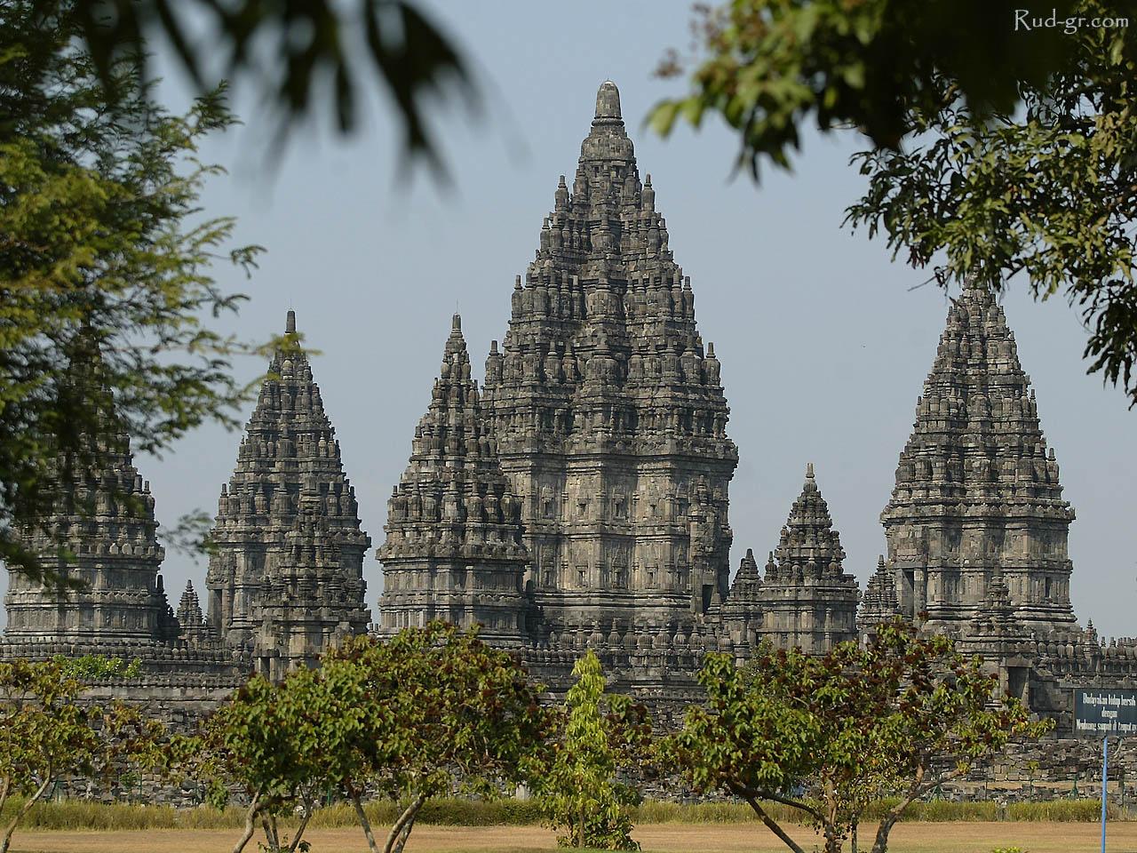 Java Indonesia Temple Hindu