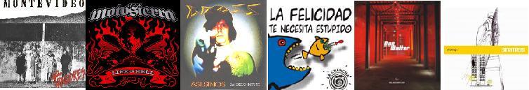 Urumusic: Rock Uruguay