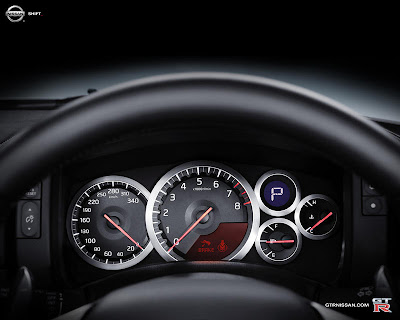 Nissan SkylineGTR 2009