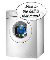 Twitter-Washer