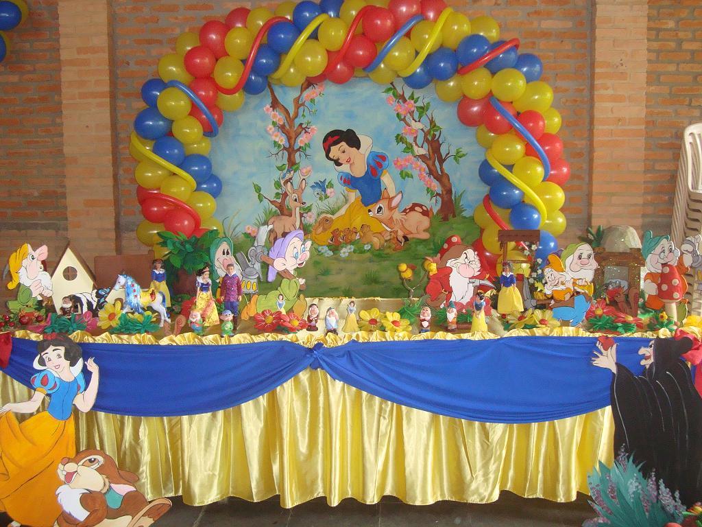 decoracao para festa infantil branca de neve:Marise Festas: Branca de Neve