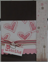 card, handmade, Stampin'Up!, stamping, priceless, valentines