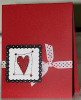 card, handmade, valentines
