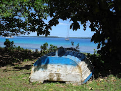 Anchored in Tonga