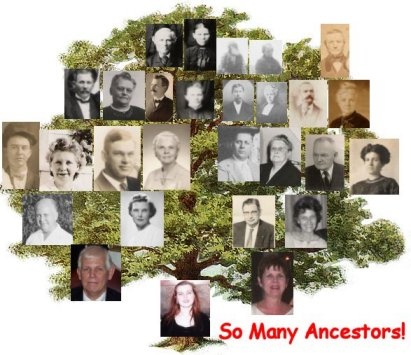 So Many Ancestors!