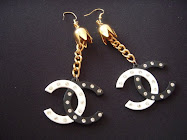 CUSTOM: CHANEL EARRINGS