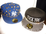 SPIKED CAP