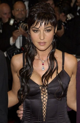 Monica Bellucci Latest Hairstyles