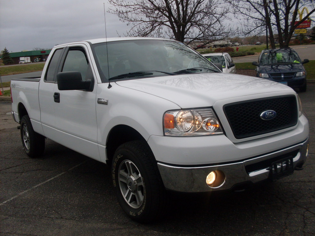 luisrideauto: 2006 Ford F150 XLT, Super cab with 4 door ...