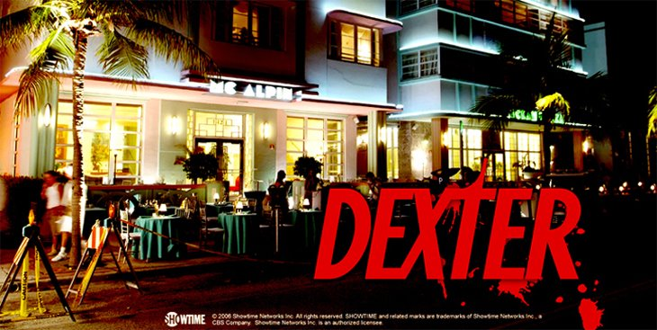 Dexter Fan Blog