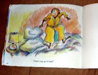 Monkeys book, last page
