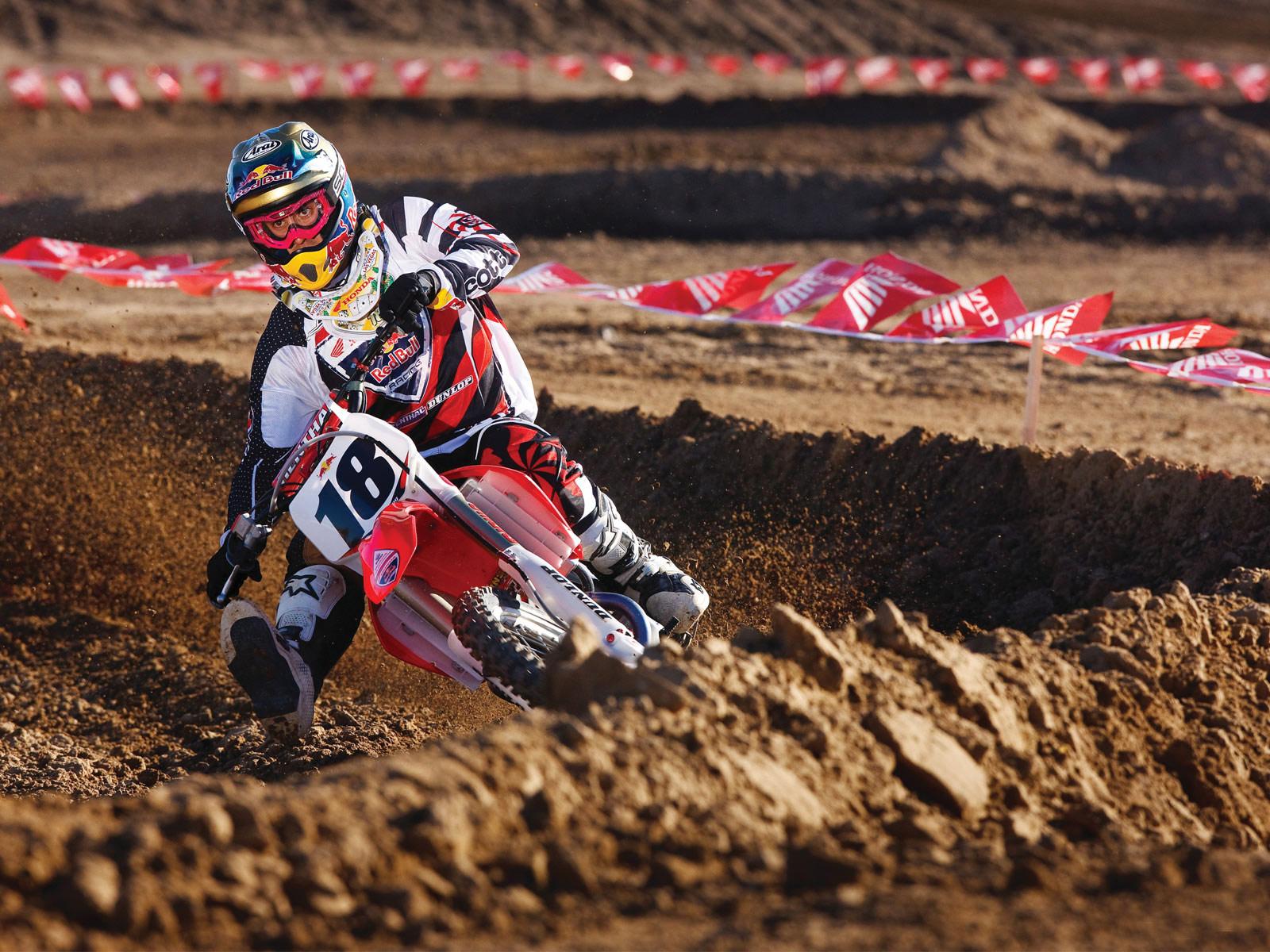 Honda Redbull Racing Davi Millsaps 2010 Wallpapers