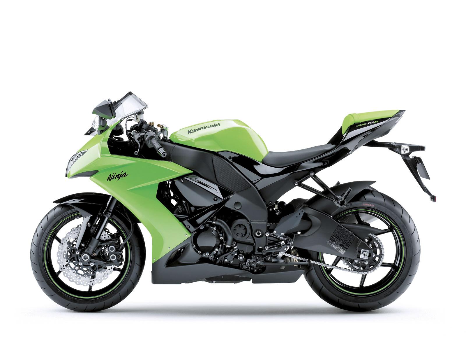 Kawasaki Ninja R Wind Screen