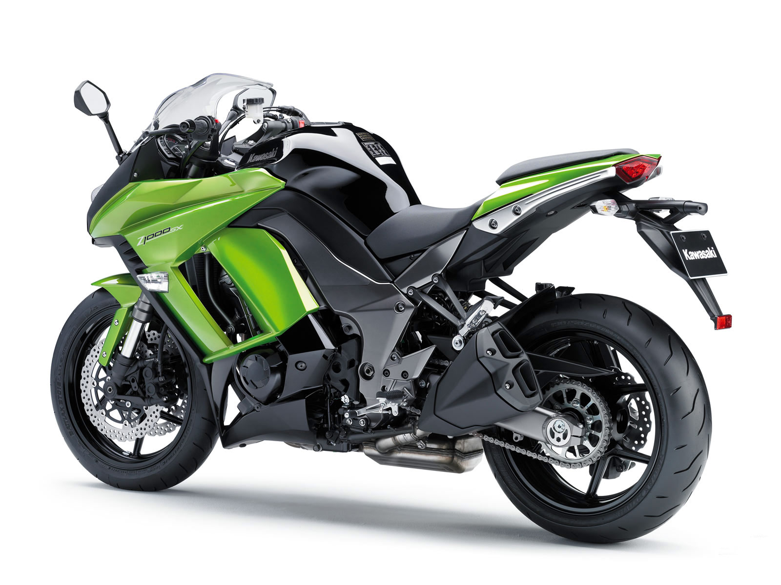2011 kawasaki z 1000 sx motorcycle wallpaper