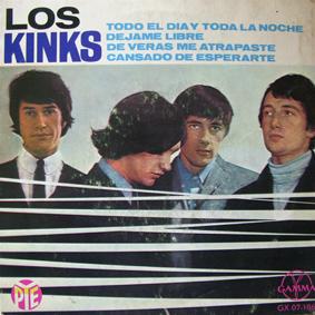 The Kinks Cansado De Esperarte