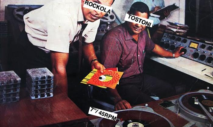 Rockola Tostoni