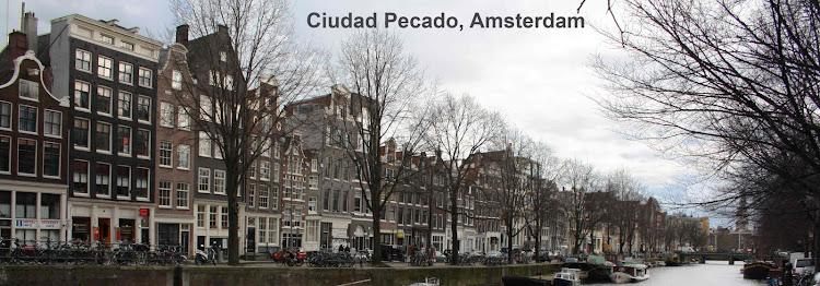 Ciudad Pecado. Amsterdam