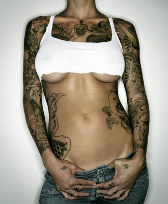 tattoo sleeves on girls. sleeves tattoos. tattoo sleeve