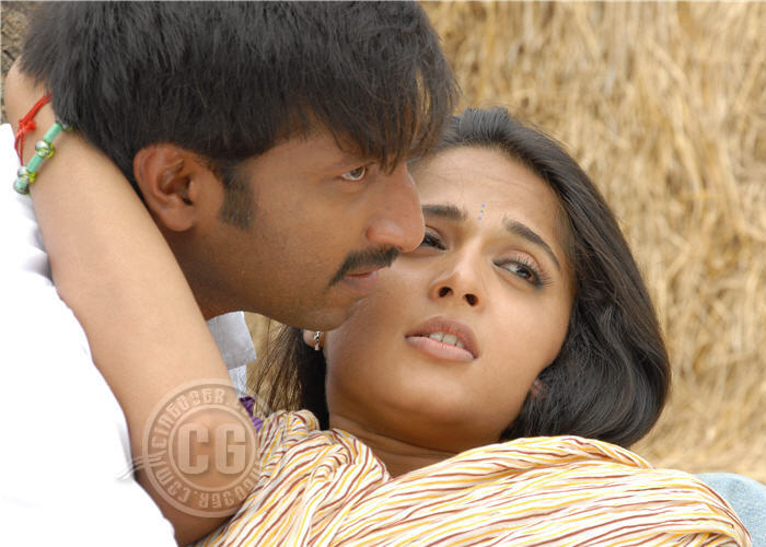 Am Under Actress Anushka Shetty Telugu Movie Ment