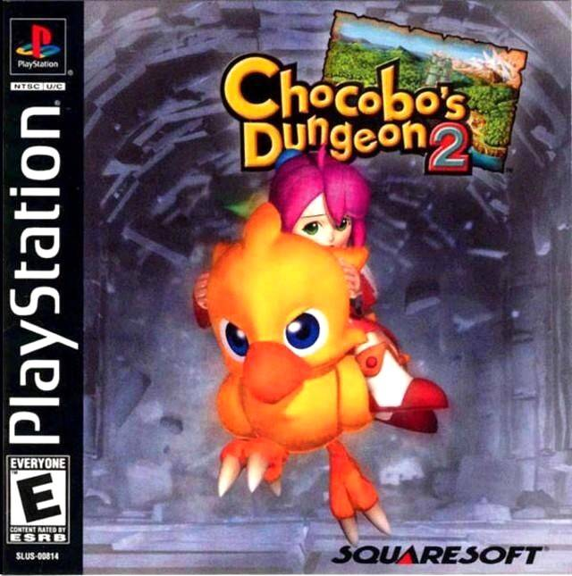 Chocobo Dungeon 196912_41881_front