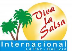 Viva la salsa internacional en facebook. Haz click en la imagen