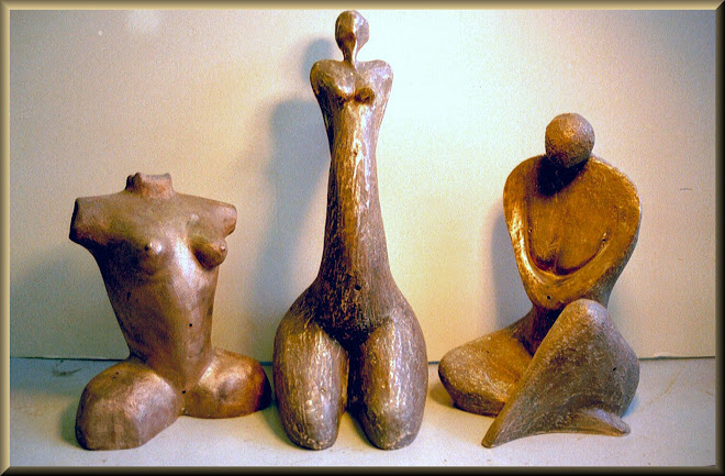 Bronze avant finition (Jeff Troll) 2002