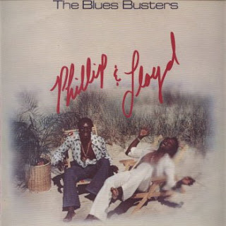 Blues Busters. dans Blues Busters Front