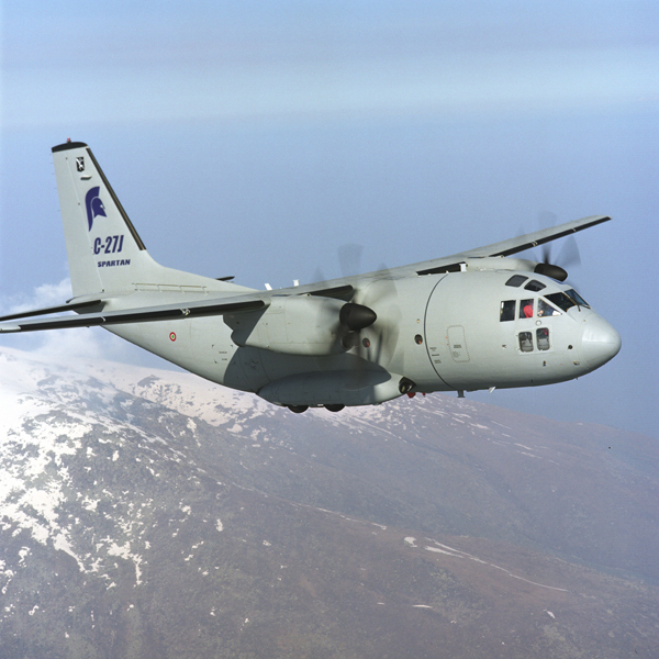 Alenia C-27J Spartan Fuerza Aérea Mexicana AIR_C-27J_lg