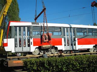 Как украсть трамвай