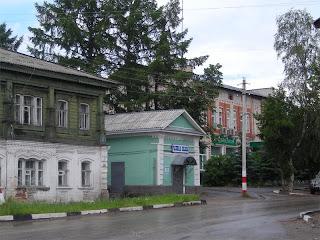 Улица в Семенове