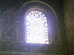 La Alhambra, ventanal