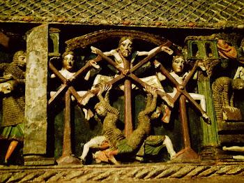 Martirio en la catedral de Avila