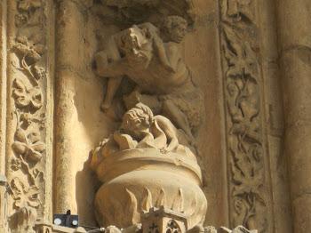 ¡Al caldero! (Catedral de León)