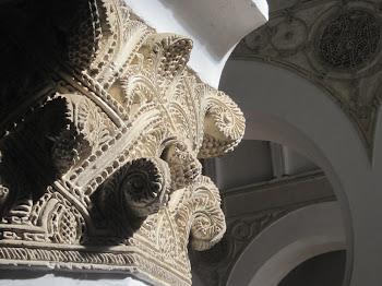 Capitel en sinagoga