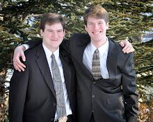 My Twin, Elder Blake Larsen,