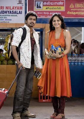 Anushka shetty Vetaikaran Movie Gallery
