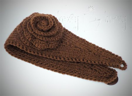 Knitting Pattern Central Headbands : FREE KNITTING PATTERNS FOR EAR MUFFS - VERY SIMPLE FREE KNITTING PATTERNS