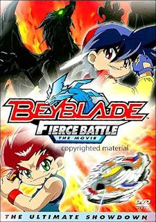 Beyblade : 1º temporada (Dublado)