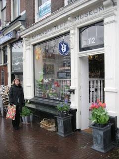 Amsterdam Tulip Museum – Retail Entertainment