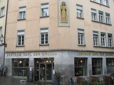 Zurich: Restaurant Karl