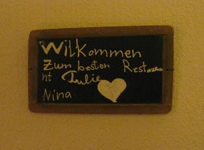 Hallwylerhof restaurant Zurich