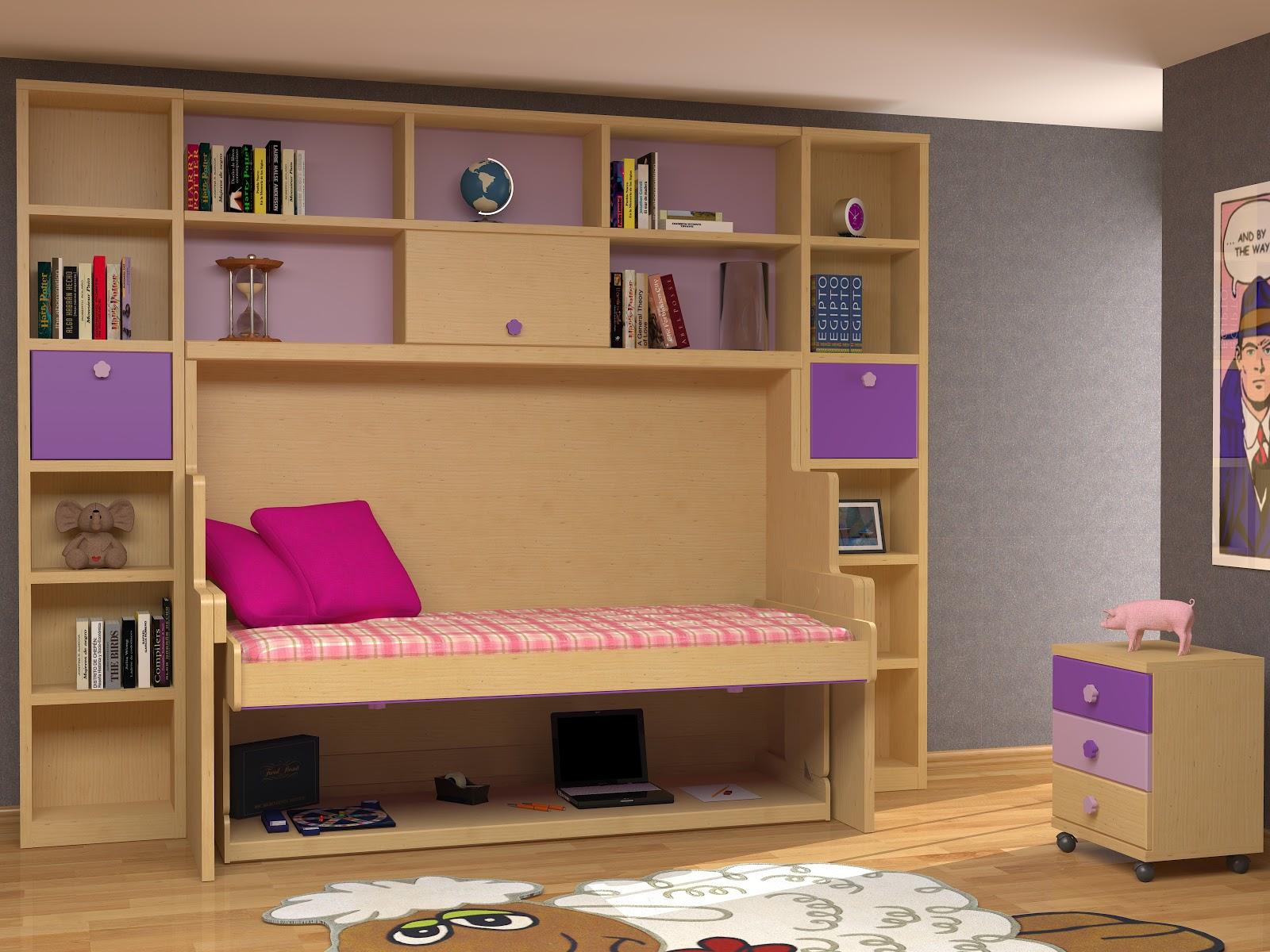Muebles Juveniles  Dormitorios Infantiles y Habitaciones ...