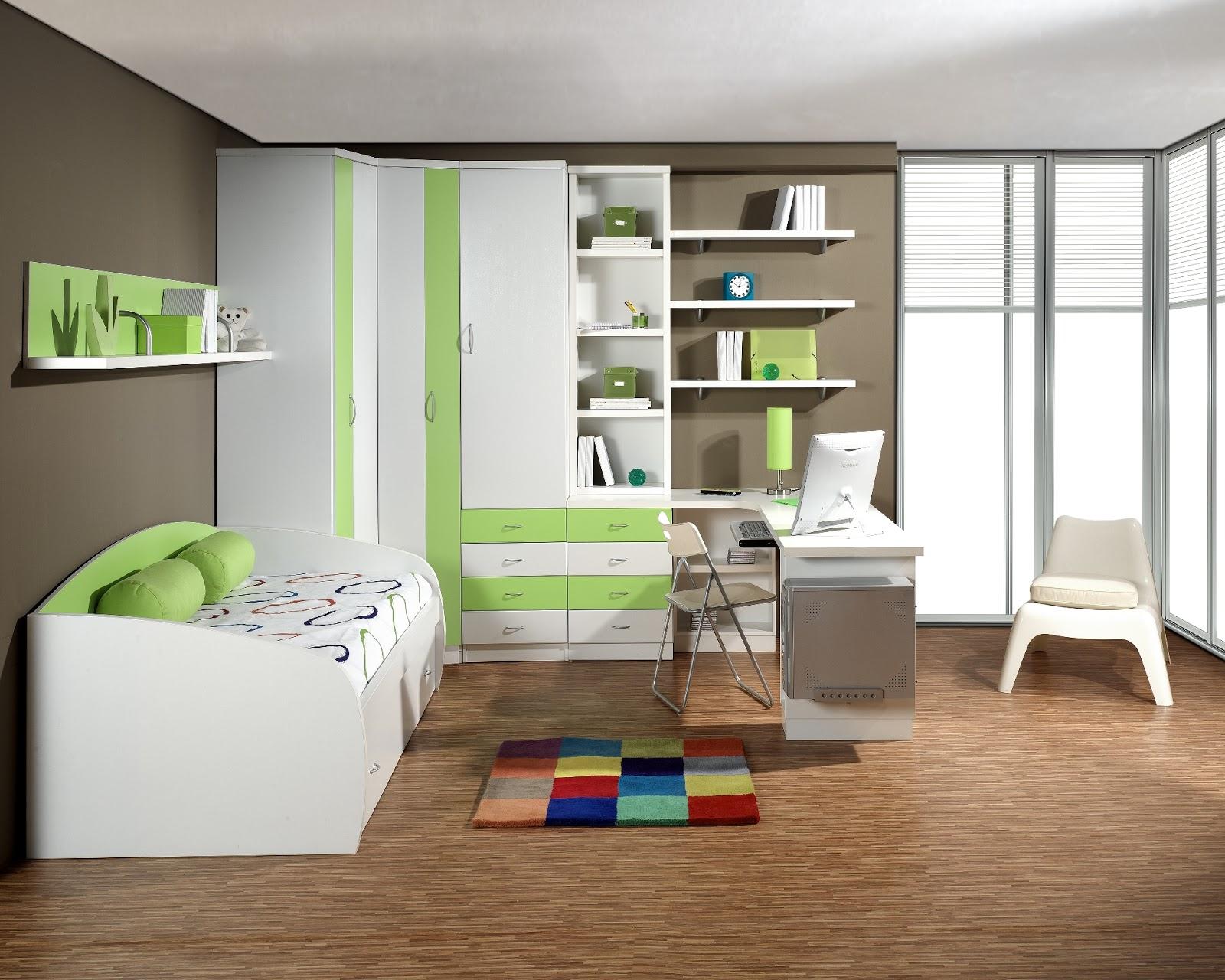 Dormitorios Juveniles Espacios Reducidos Dormitorio Juvenil Gama  # Giessegi Muebles Infantil