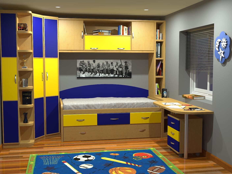 Tienda dormitorios juveniles decoraci n integral para tu - Decoracion camas nido ...