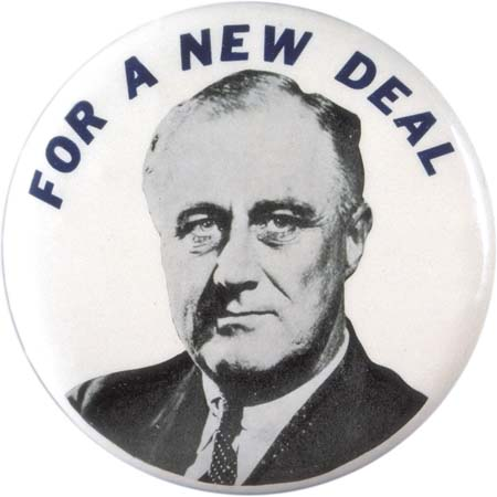 how franklin roosevelt dealt with the great depression in america The great depression and franklin d roosevelt's new deal during the 1930's, america witnessed a breakdown of the democratic and free enterprise system as the us fell into the worst depression in history.