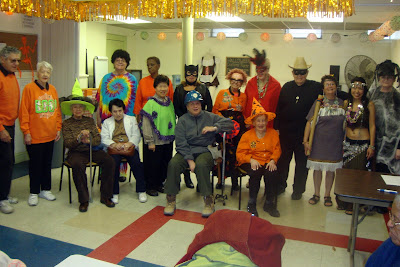 Dorchester Senior Citizens Center Inc Halloween Costume