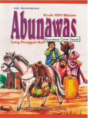 Kisah 1001 Malam – Abunawas