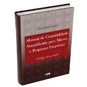 Manual de Contabilidade Simplificada para MPES 3º Edição