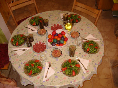 A Bulgarian Easter 2009 - A Joyful Family Occasion