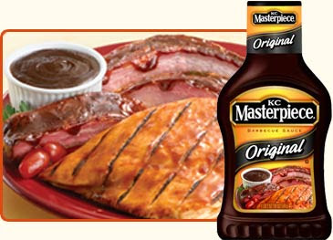 K.C. Masterpiece Recipe - Original Barbecue Sauce